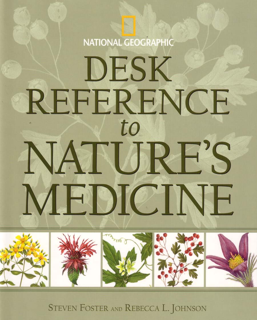 desk reference to nature s medicine this herbal sampler details about one hundred fifty of the world s more than eighty thousand known medicinal plants they are presented alphabetically