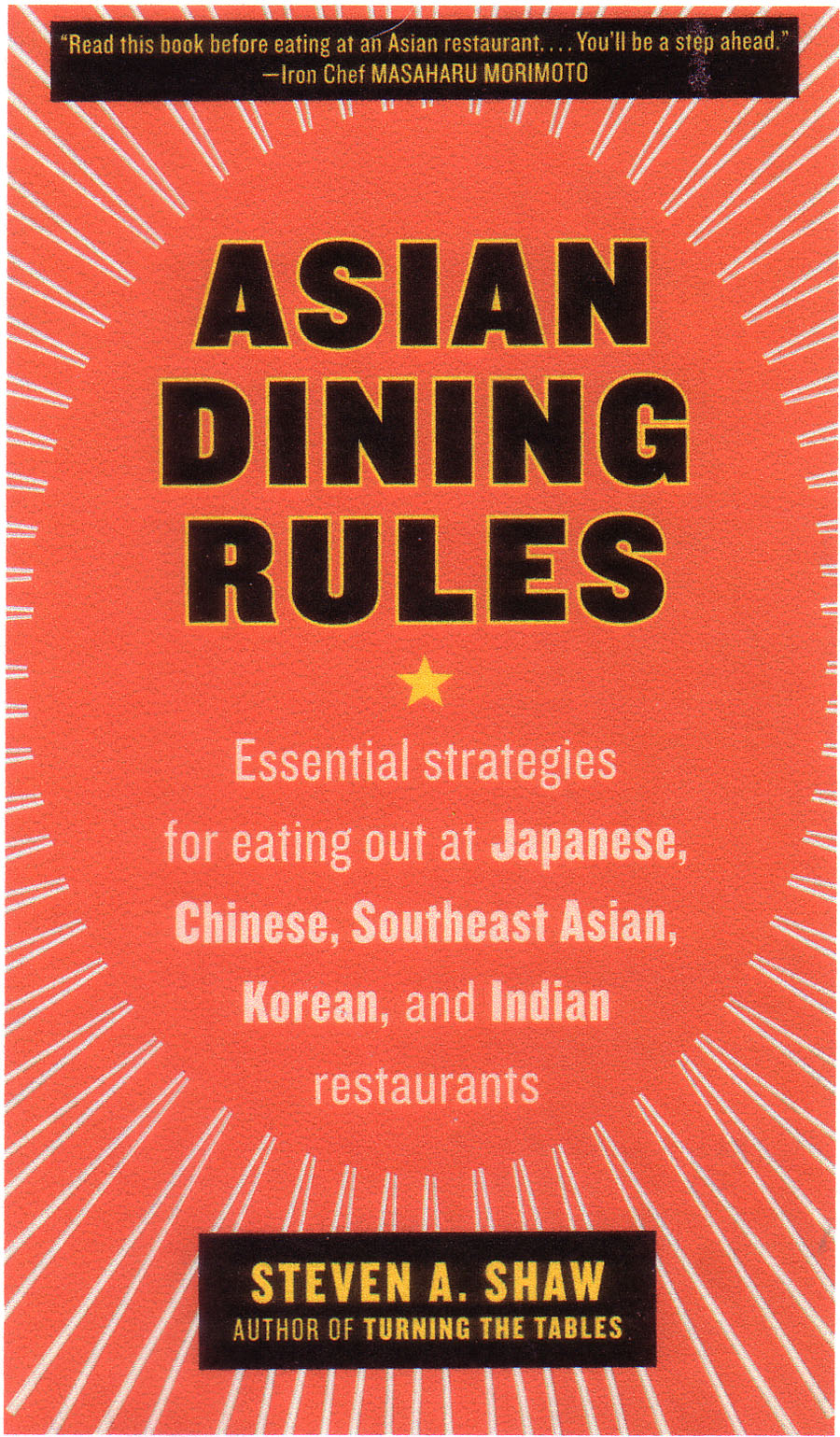 Asian Dining Rules border=