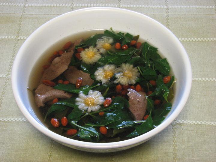 Pork liver soup recipe chinese - Best pork recipes