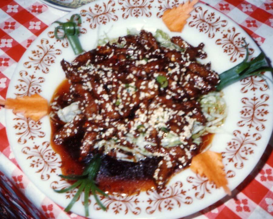 Mandarin Tang: Recipes with Amy